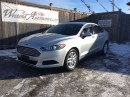 Used 2015 Ford Fusion S for sale in Stittsville, ON