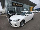 Used 2015 Lexus CT 200h for sale in Brampton, ON