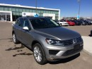 Used 2016 Volkswagen Touareg 3.6L Execlin for sale in Calgary, AB