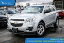 Used 2015 Chevrolet Equinox LS AM/FM Radio and Air Conditioning for sale in Port Coquitlam, BC