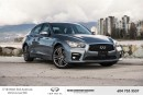 Used 2014 Infiniti Q50 AWD Sport Premium for sale in Vancouver, BC