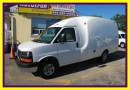 Used 2013 GMC Savana 3500 BUBBLE VAN 1 TON CHROME PKG for sale in Woodbridge, ON