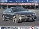 Used 2012 Audi S5 SUNROOF, LEATHER, NAVIGATION, CAMERA for sale in North York, ON