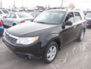 Used 2010 Subaru Forester X Touring for sale in Hamilton, ON