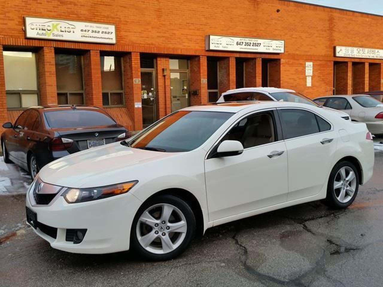 2010 Acura TSX Premium Pkg