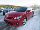 Used 2011 Toyota Corolla SPORT / ACCIDENT FREE for sale in Newmarket, ON
