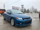 Used 2012 Honda Civic SI for sale in Komoka, ON