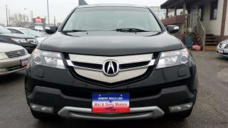 Used 2009 Acura MDX 7 SEAT/LEATHER/AWD/3.7 V6/S-ROOF for sale in North York, ON