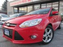 Used 2013 Ford Focus SE-BLUE-TOOTH-ALLOYS- HEATED SEATS-POWER for sale in Scarborough, ON