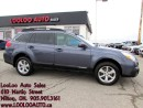 Used 2014 Subaru Outback 3.6L Auto AWD Leather Sunroof Certified 2YR Warra for sale in Milton, ON