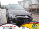 Used 2016 Volkswagen Tiguan Special Edition | AWD | CAM | ONE OWNER | HEATED S for sale in London, ON