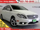 Used 2013 Mercedes-Benz B-Class B250 Sports Tourer| BACK UP CAMERA| LEATHER| for sale in Burlington, ON