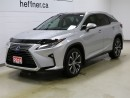 Used 2016 Lexus RX 450h Executive Plus Package for sale in Kitchener, ON