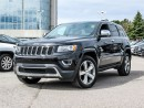 Used 2015 Jeep Grand Cherokee LIMITED-NAVIGATION-LOW KMS!!! for sale in Markham, ON