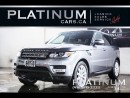 Used 2014 Land Rover Range Rover Sport Supercharged, Navi, for sale in North York, ON