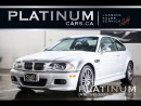 Used 2001 BMW M3 6-Speed MANUAL, 333H for sale in North York, ON
