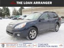 Used 2014 Subaru Outback for sale in Barrie, ON