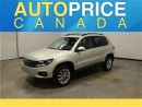 Used 2014 Volkswagen Tiguan 4MOTION PANOROOF LEATHER for sale in Mississauga, ON