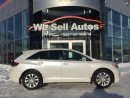 Used 2013 Toyota Venza Sport LE AWD *BTOOTH *LTHR *POWER LIFT GATES *CAM for sale in Winnipeg, MB