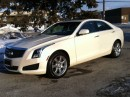 Used 2013 Cadillac ATS AWD 3.6L LUXURY - PHONE CAMERA WARRANTY 55,000KM for sale in Scarborough, ON
