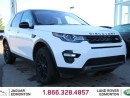 Used 2017 Land Rover Discovery Sport HSE Black Pack - CPO 6yr/160000kms manufacturer warranty included until December 30, 2022! CPO rates starting at 2.9%! Locally Owned and Driven | Executive Demo | 3M Protection Applied | Upgraded Navigation | Back Up/Front Camera | Parking Sensors | for sale in Edmonton, AB