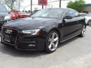 Used 2013 Audi A5 Quattro S-Line Premium for sale in London, ON