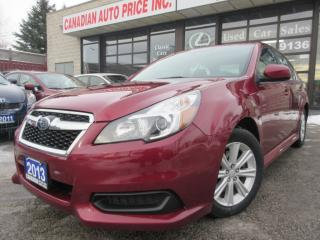 Used 2013 Subaru Legacy 2.5i Touring Package-AWD- for sale in Scarborough, ON