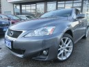 Used 2012 Lexus IS 250 ULTRA-PRM-TECH-PKG-NAVIGATION-AWD-CAMERA-LOADED for sale in Scarborough, ON