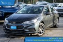 New 2017 Chevrolet Cruze LT Auto Push Button Start, Backup Camera, and Satellite Radio for sale in Port Coquitlam, BC