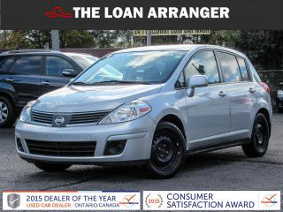 Used 2009 Nissan Versa SL for sale in Barrie, ON