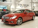 Used 2010 Mercedes-Benz E-Class E350-COUPE-PANO ROOF for sale in York, ON