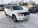 Used 2008 Toyota RAV4 Sport for sale in Komoka, ON