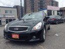 Used 2013 Infiniti G37X  NAVI, AWD, BACKUP-CAM, LEATHER for sale in Scarborough, ON