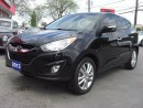 Used 2013 Hyundai Tucson Limited AWD w/Nav for sale in London, ON