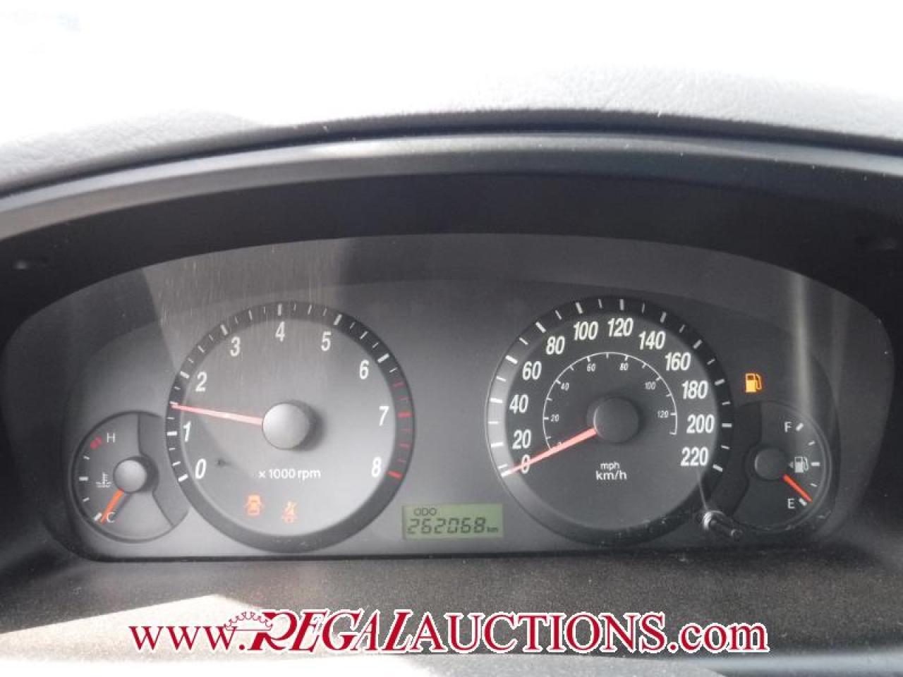 2006 Hyundai Elantra GT 4D Hatchback
