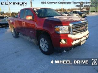 Used 2015 GMC Canyon SLE for sale in Thunder Bay, ON