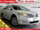 Used 2011 Toyota Venza | LOW KM'S| AWD| LEATHER| DUAL SUNROOF| for sale in Burlington, ON