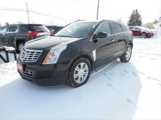 Used 2016 Cadillac SRX Luxury Collection for sale in Cameron, ON