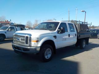 Used 2009 Ford F-350 SD XL Crew Cab Long Box 4WD with Service Box for sale in Burnaby, BC