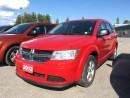 Used 2013 Dodge Journey CVP - Push Button Start - Touchscreen Radio for sale in Norwood, ON
