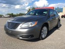 Used 2012 Chrysler 200 LX - Fuel Effecient for sale in Norwood, ON