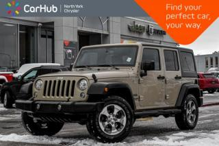 New 2017 Jeep Wrangler Unlimited Sport|4X4|SiriusXM|AuxSound|Bluetooth|KeylesEntry|USB for sale in Thornhill, ON