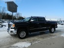 Used 2015 GMC Sierra 2500 HD SLT, Heated Leather Seats, Navigation for sale in Ridgetown, ON