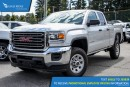 New 2016 GMC Sierra 2500 HD Base Backup Camera and Air Conditioning for sale in Port Coquitlam, BC