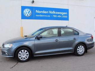 Used 2017 Volkswagen Jetta 1.4 TSI Trendline+ for sale in Edmonton, AB