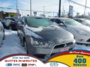 Used 2015 Mitsubishi Lancer SE   ONE OWNER   BLUETOOTH for sale in London, ON