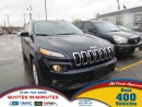 Used 2014 Jeep Cherokee North | 4X4 | BLUETOOTH | SAT RADIO for sale in London, ON