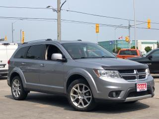 Used 2016 Dodge Journey R/T**AWD**NAV**DVD**Sunroof for sale in Mississauga, ON
