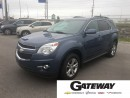Used 2011 Chevrolet Equinox WELL EQUIPPED LT MODEL 5 PASSENGER/CD/AUX for sale in Brampton, ON