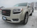 Used 2014 GMC Acadia SLT2 $301 bi weekly over 72 months for sale in Arnprior, ON